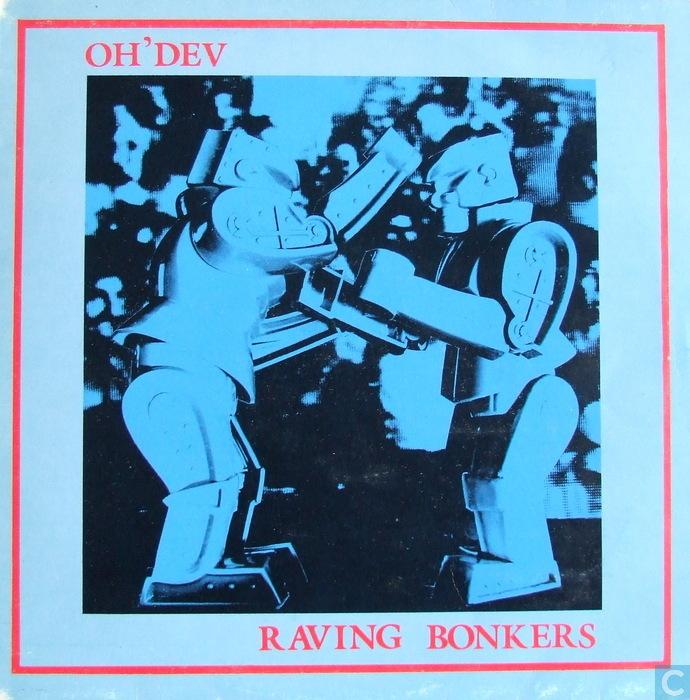 raving bonkers front